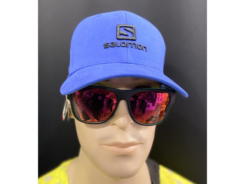Kšiltovka SALOMON LOGO CAP