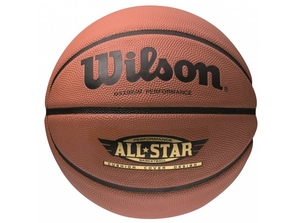 Míč na bask.WILSON ALL STAR