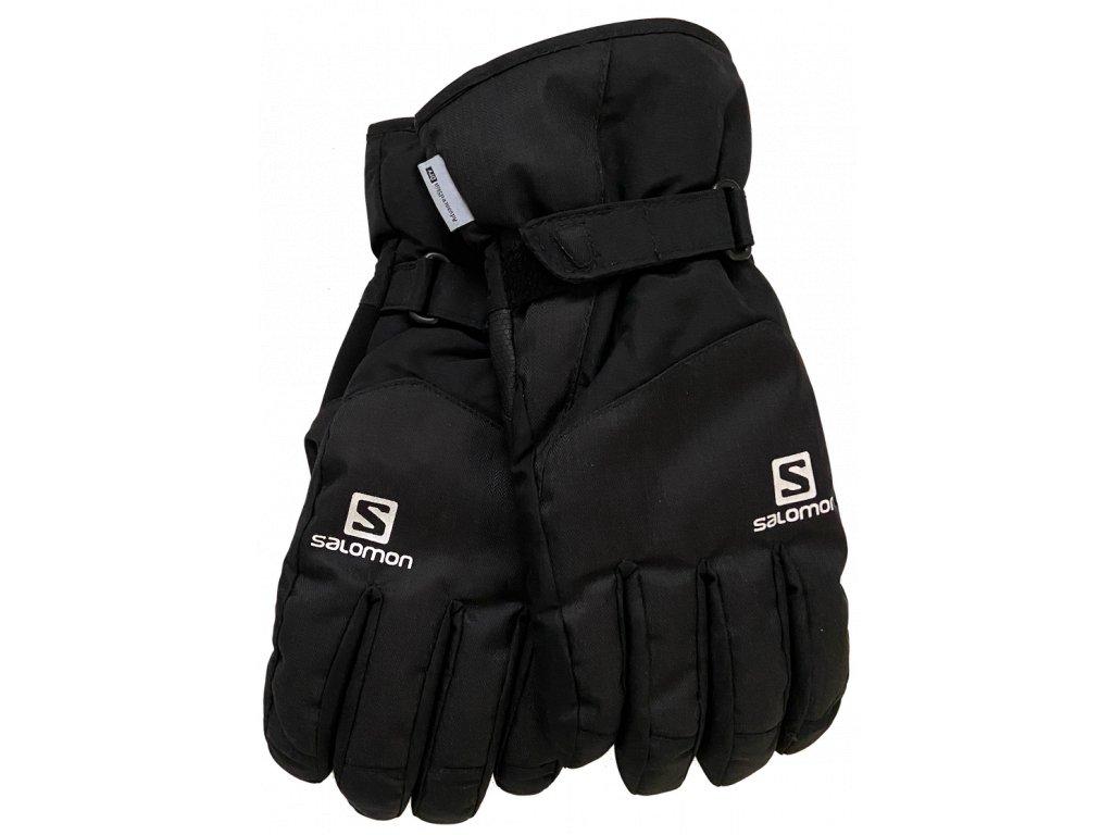 Zimní rukavice SALOMON FORCE DRY pánské