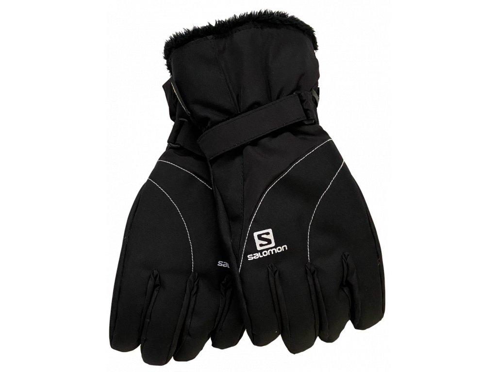 Zimní rukavice SALOMON FORCE GTX Womens