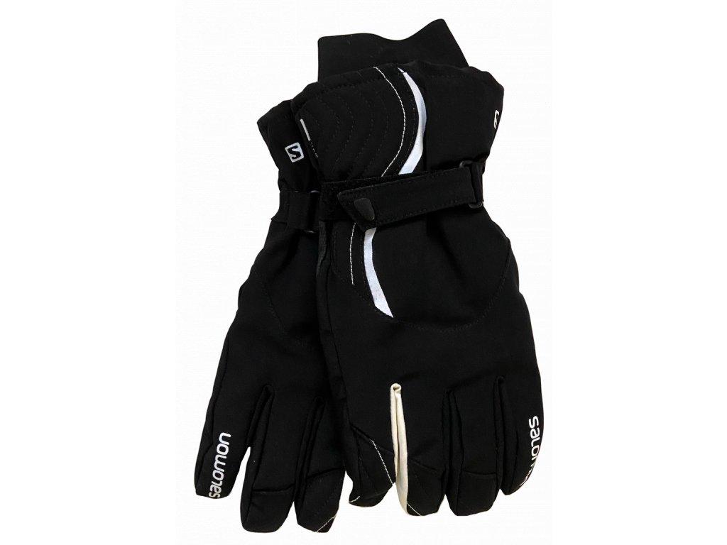 Zimní rukavice SALOMON PULSE CS W