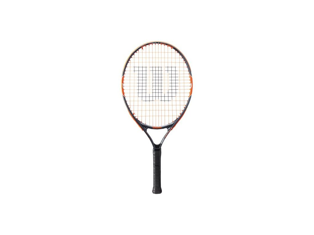 tenisova raketa wilson burn team junior 23 2017 grip 0000