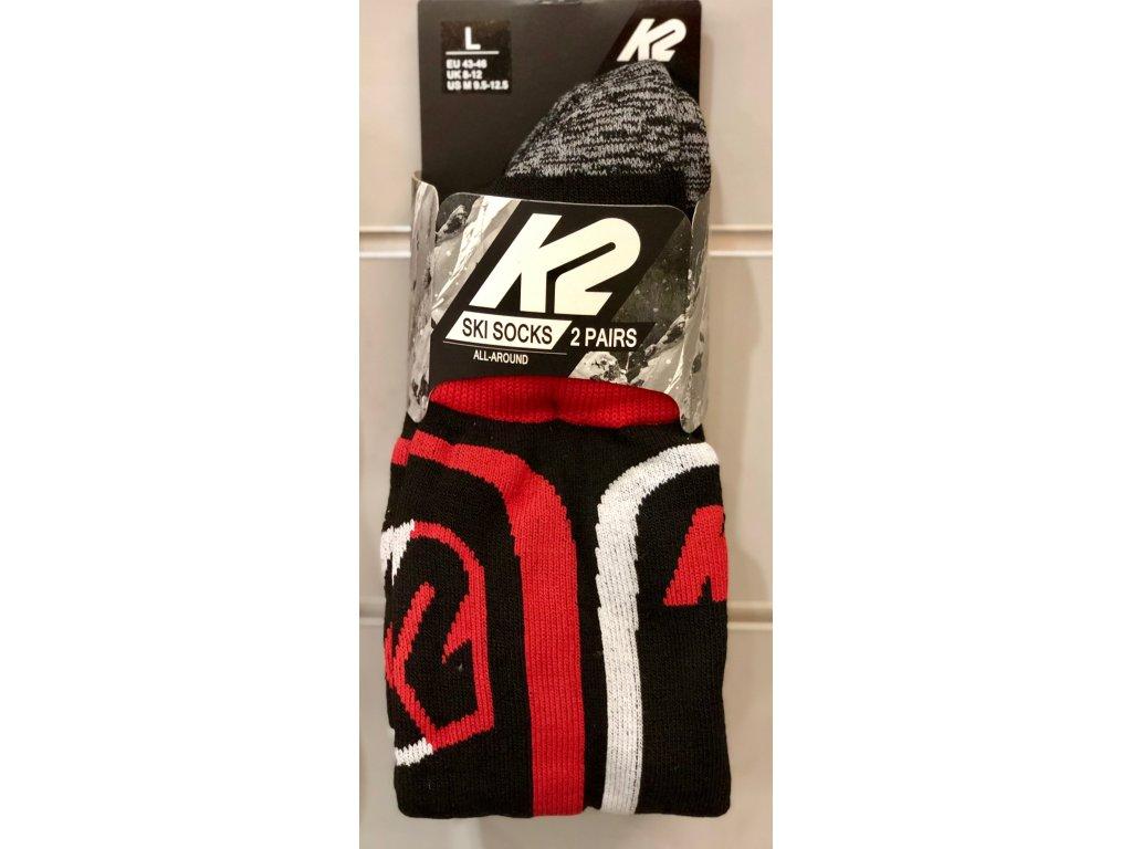 Podkolenky K2 All-Around 2 pack