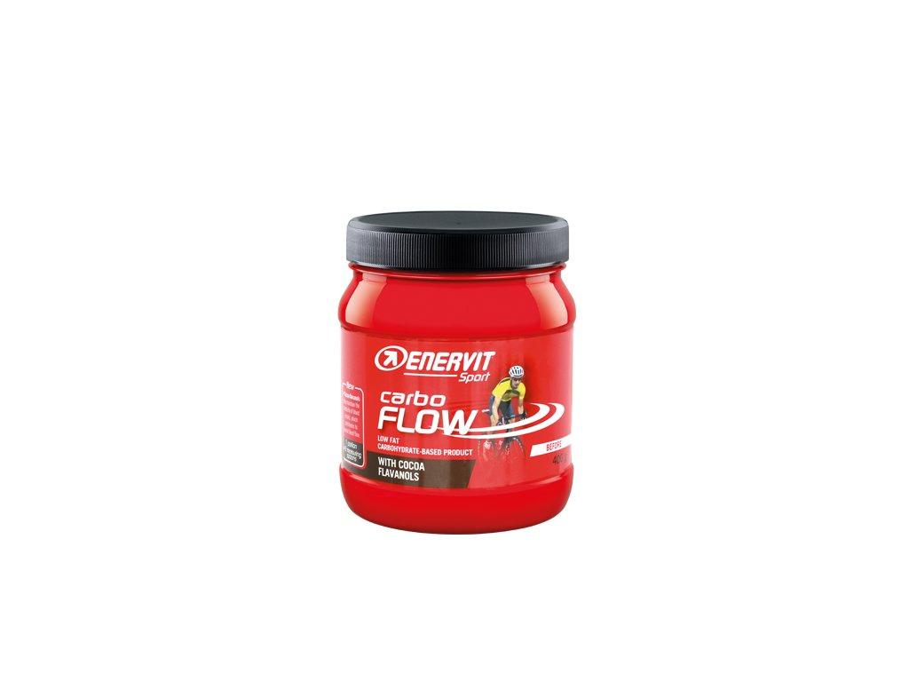 ENERVIT Carbo Flow 400 g kakao