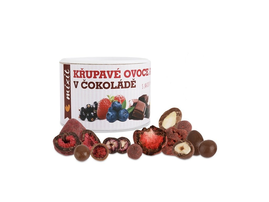 ovoce a orisky v coko