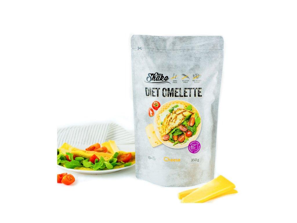 dietni omeleta syrova