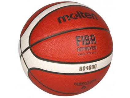 Basketbalový míč Molten B6G 4000