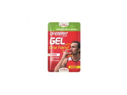 ENERVIT Gel One Hand energeticky gel tropicke ovoce