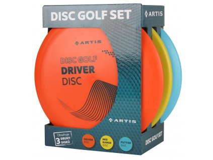 Artis Disc Golf Set