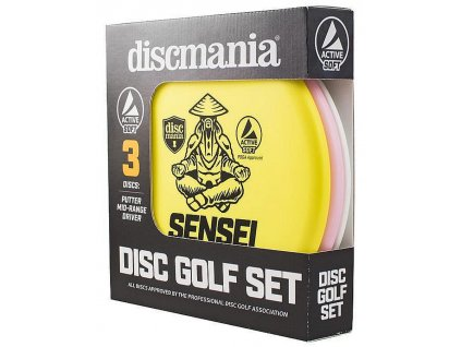 Discmania Active Soft Set