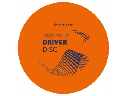 Artis Disc Golf Driver