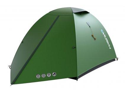 Stan HUSKY Extreme Lite Bret 2 zelená