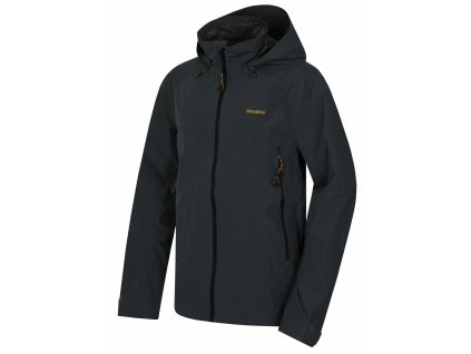 Pánská outdoor bunda Nakron M černý mentol