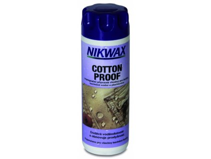 23 nikwax cotton proof 02