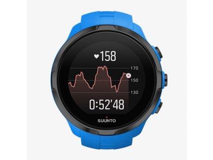 ss022663000 suunto spartan sport wrist hr blue front view tr running basic g hr 01