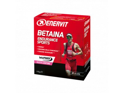 ENERVIT Betaina Endurance Sport 14x 8 g malina
