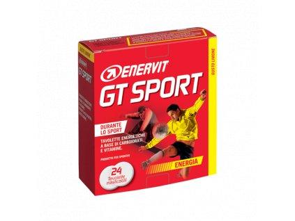 ENERVIT GT Sport 24 tablet citron