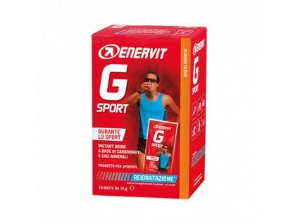 ENERVIT G Sport 10x 15 g pomeranc