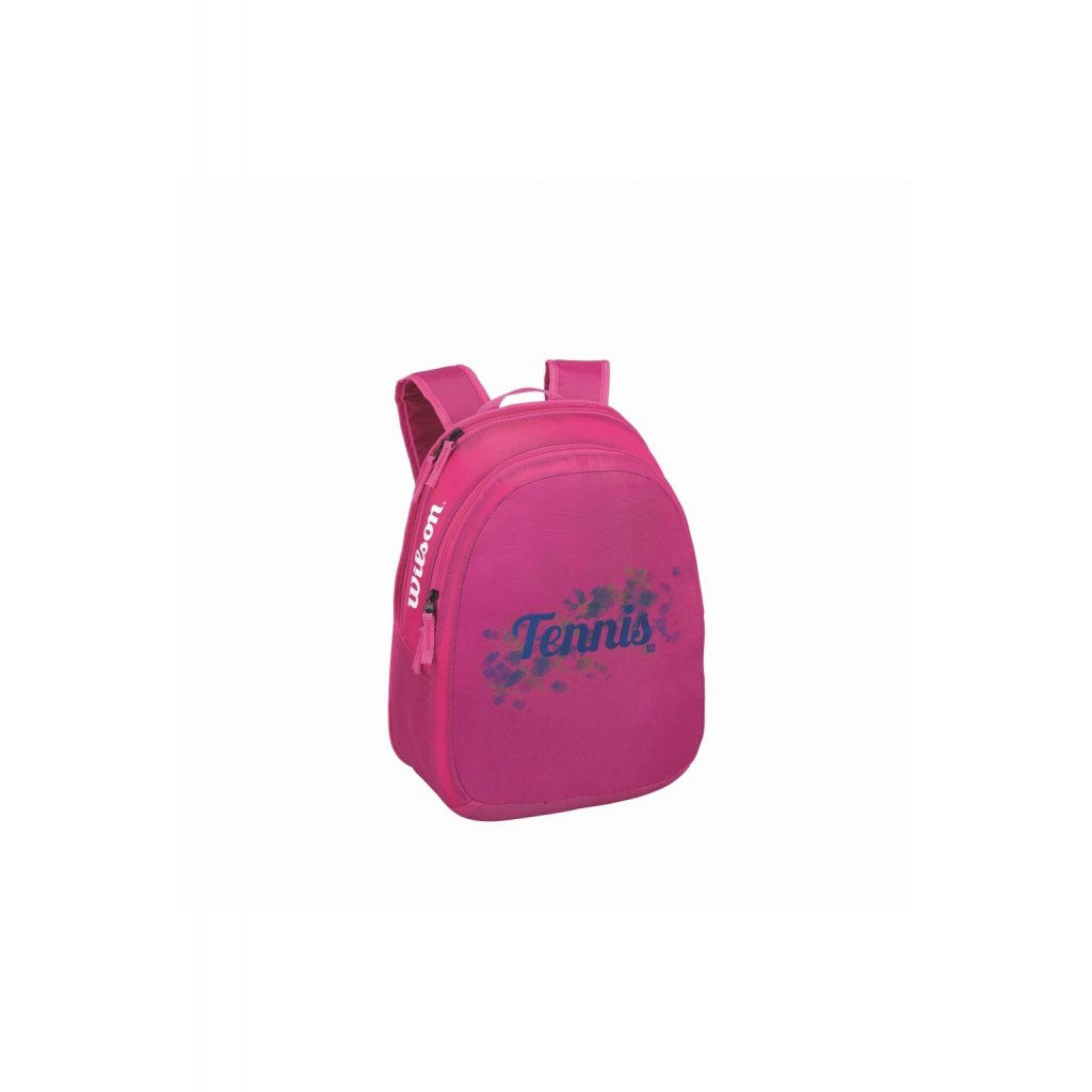 Tenisová batoh Wilson Match Junior Backpack Pink