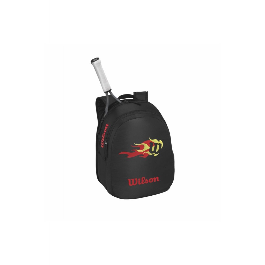 Tenisová batoh Wilson Match Junior Backpack Black