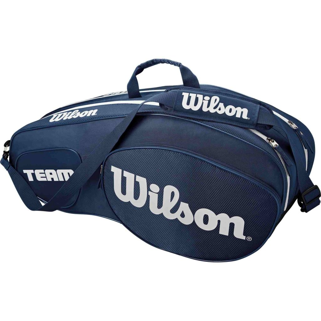 Wilson Team III 6 pack Blue