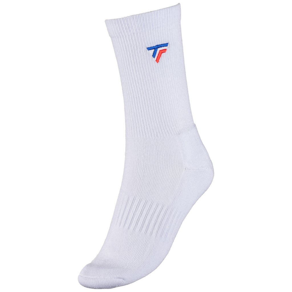 Tecnifibre MEN SOCKS White 3 pack