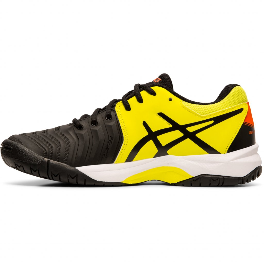 ASICS GEL RESOLUTION 7 GS SOUR YUZU o4