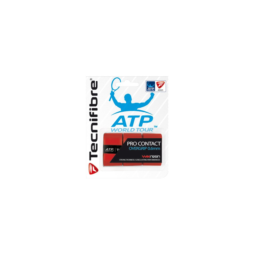 Tecnifibre CONTACT PRO RED 0,6 mm