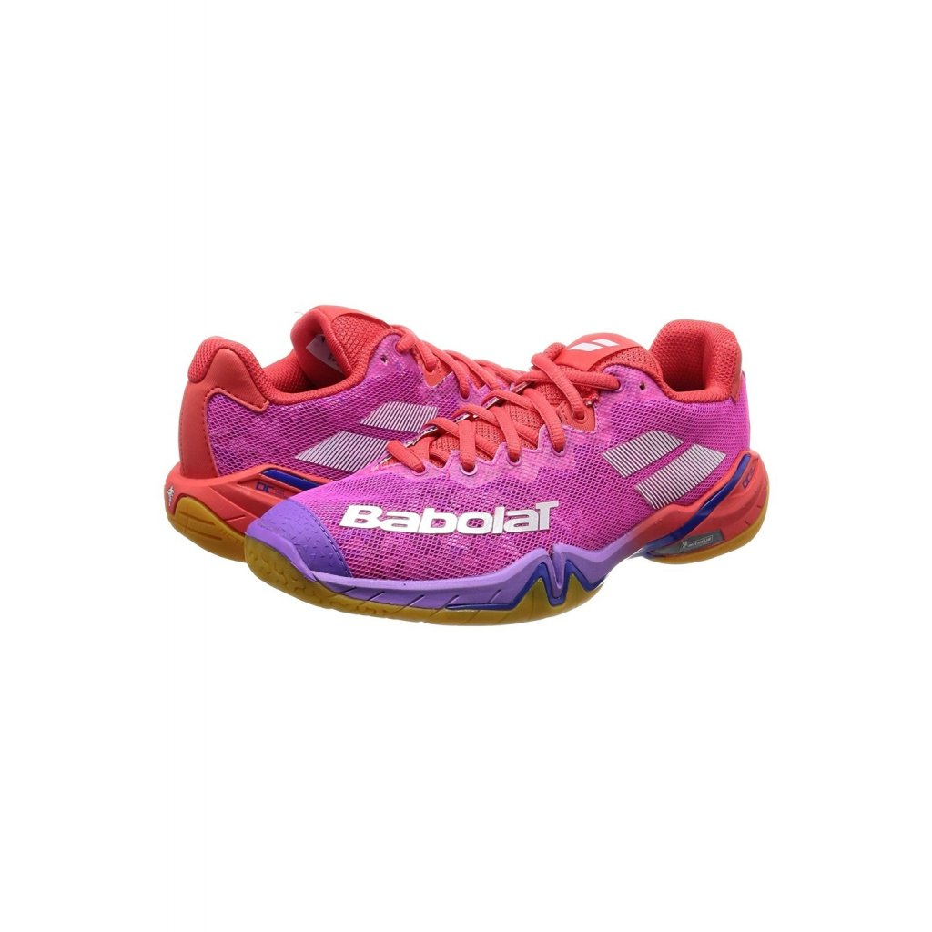 BABOLAT SHADOW TOUR WOMEN RED PINK PURPLE o5