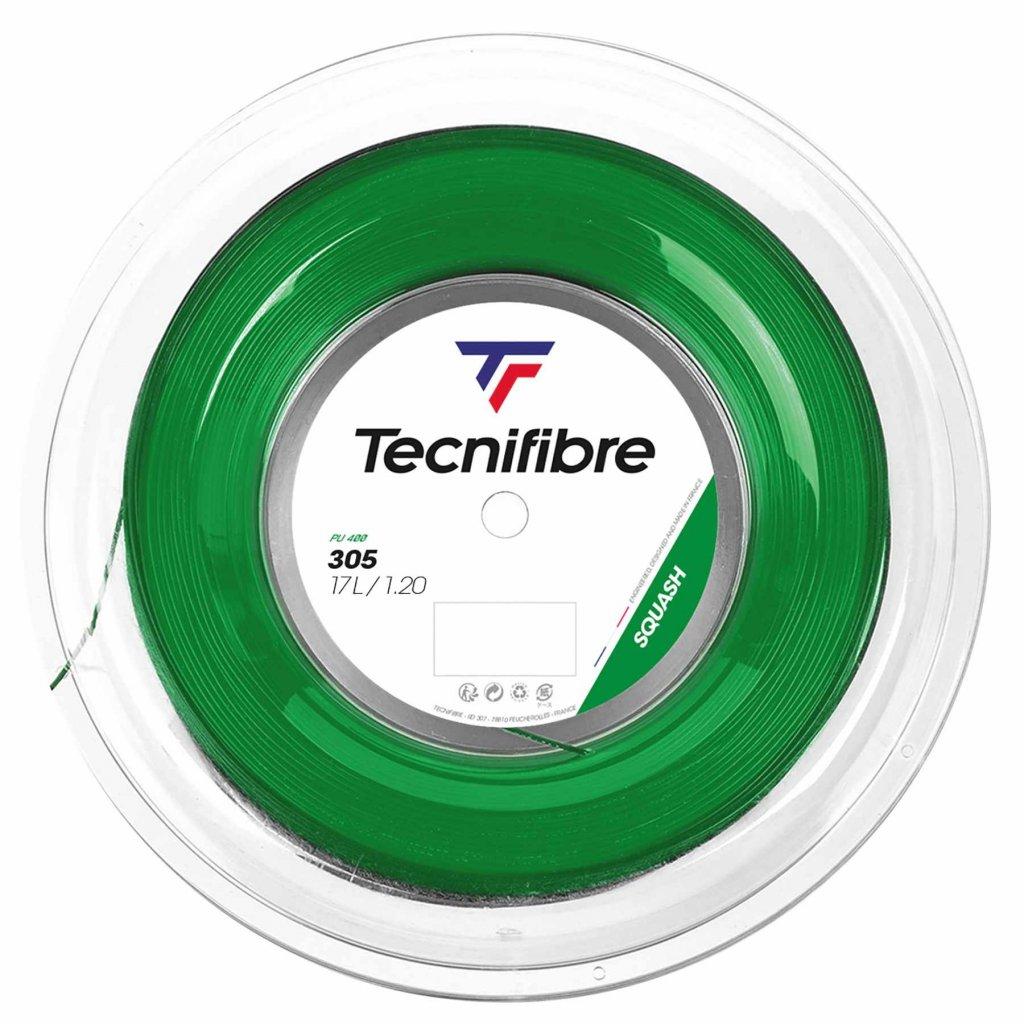 Squashový výplet Tecnifibre 305 Green 200m