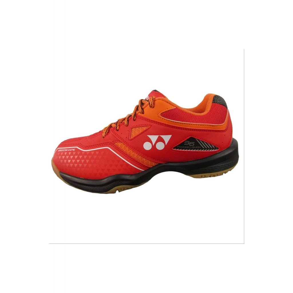 Bedmintonová obuv Yonex POWER CUSHION 36 RED