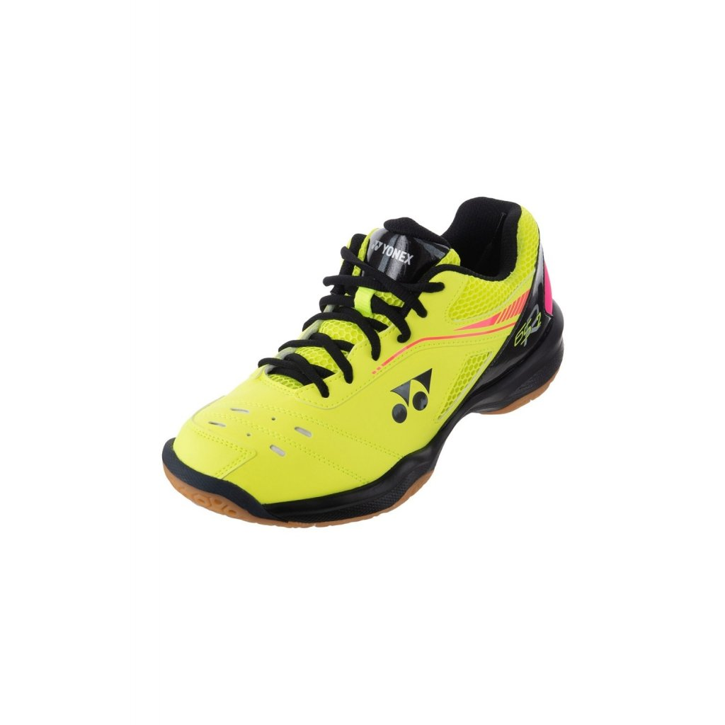 yonex power cushion 65r2 bright yellow