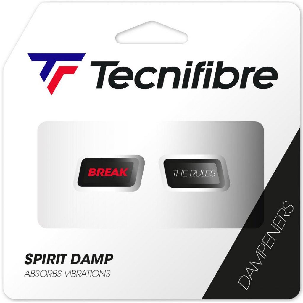 Vibrastop Tecnifibre ATP SPIRIT DAMP 2020 Break The Rules