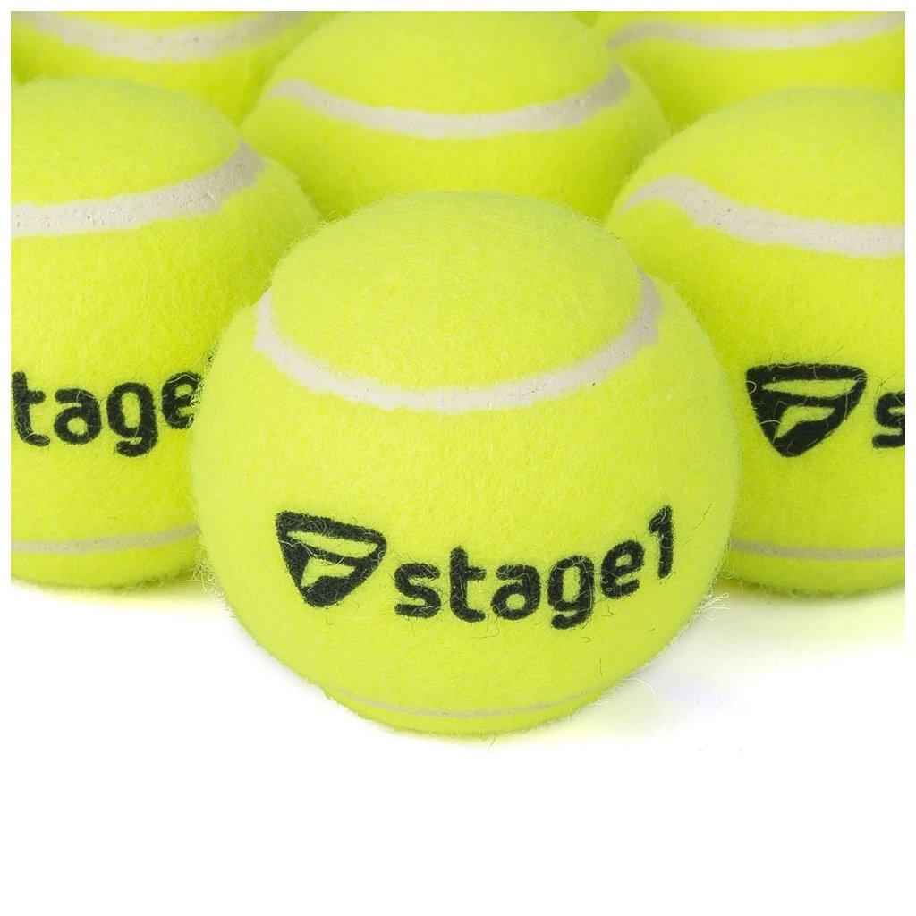 Detské tenisové loptičky Technifibre Stage 1 40 ks