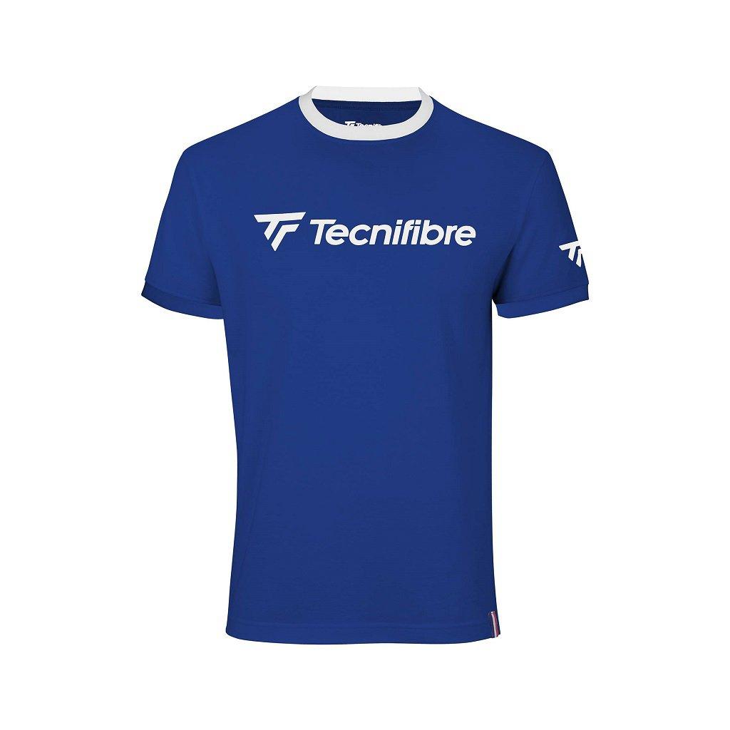 Pánske tričko Tecnifibre COTTON TEE 2021