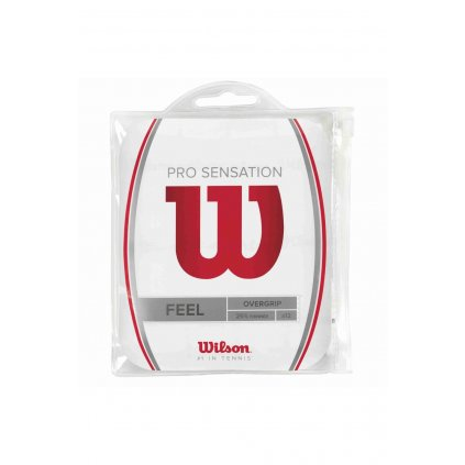 Wilson PRO SENSATION FEEL OVERGRIP (12 ks)