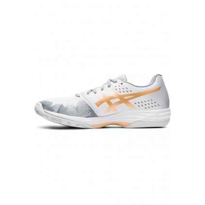 ASICS GEL TACTIC WHITE