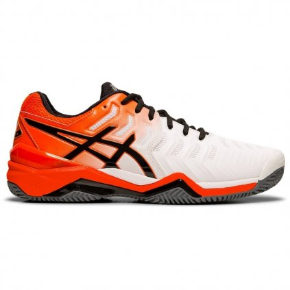 ASICS GEL RESOLUTION 7 CLAY WHITE KOI o4