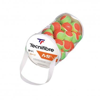 Detské tenisové loptičky Tecnifibre Mini 36 ks