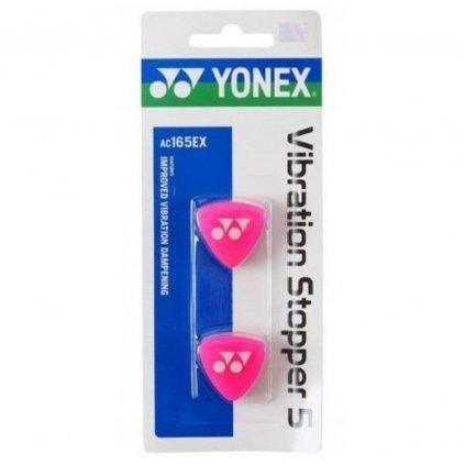 Yonex Vibration Stopper 5 Ružová 2ks