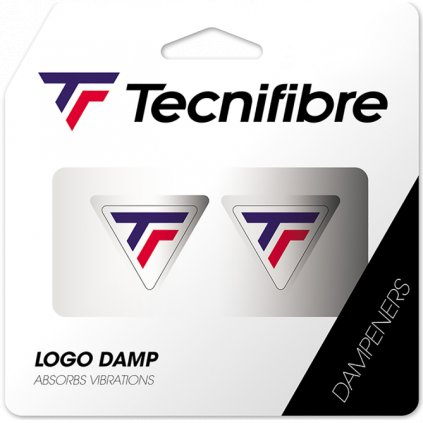 Vibrastop Tecnifibre LOGO DAMP Tricolore
