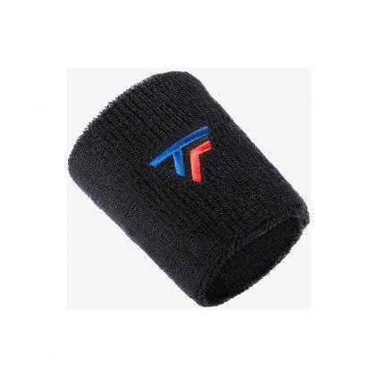 Potítko Tecnifibre Wristband Black 2020 XL