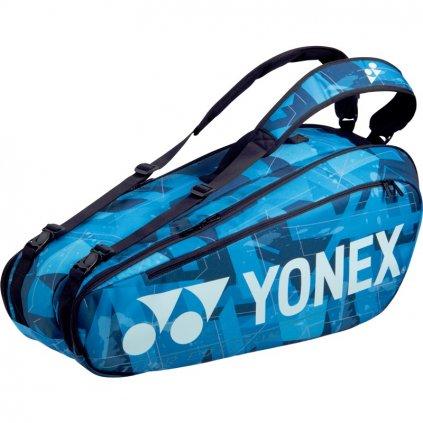 Taška na rakety Yonex BAG BA92026EX Water Blue