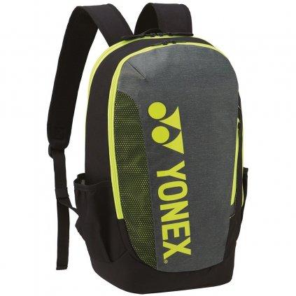 Športový ruksak Yonex BA42112SEX Black Yellow