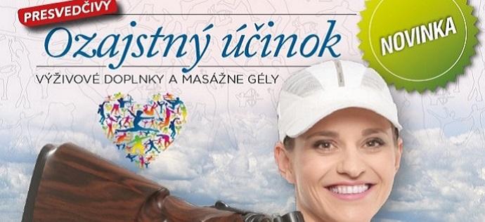 Danka Barteková podporuje Sportactive!
