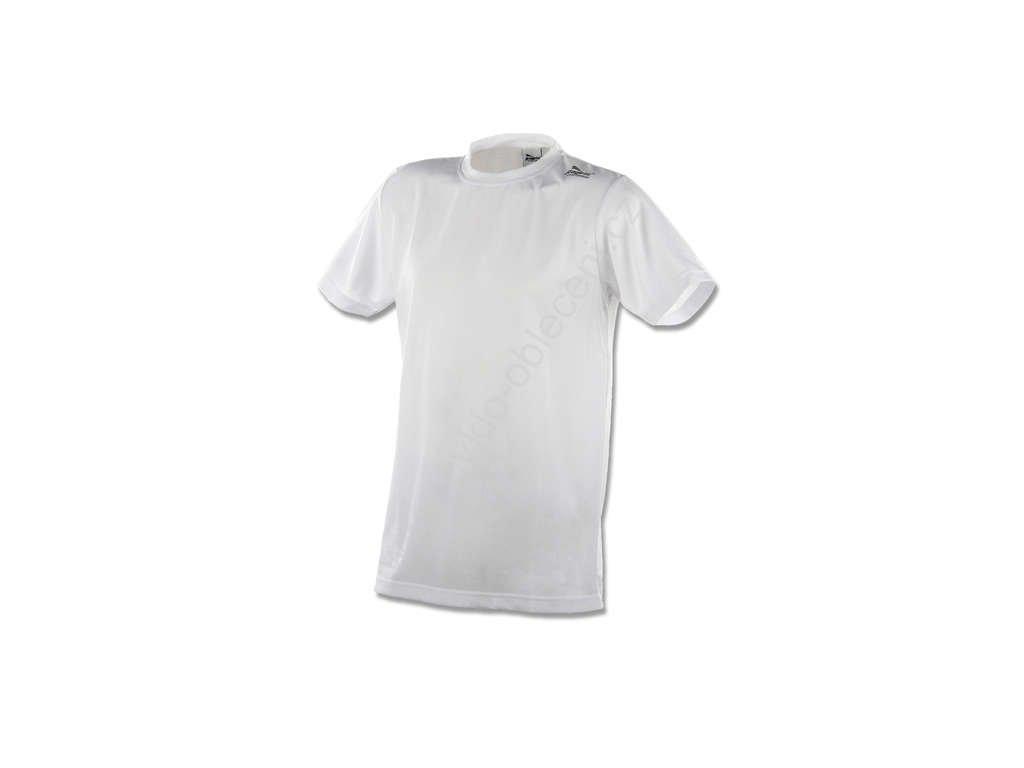 Rogelli PROMOTION funkční tričko, bílé (Varianta XXL)