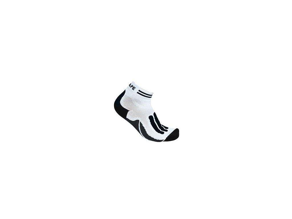 ponožky ETAPE Feet 2012 (Varianta XL (44-47)-černá)