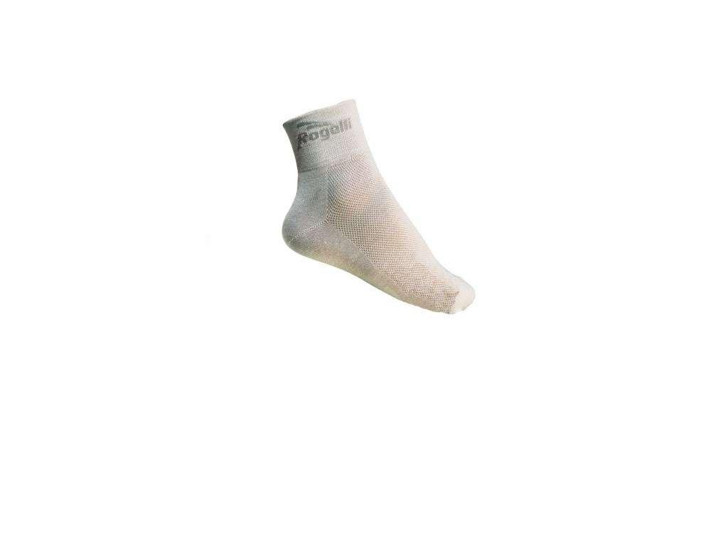 Rogelli ponožky EVERYDAY - bílé (Varianta velikost XXL)