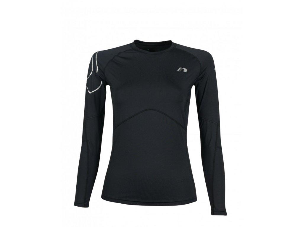 ICONIC dámské kompresní běžecké triko NEWLINE 10795-060 (Velikost XL)