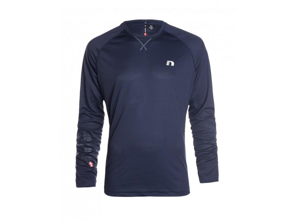 IMOTION pánské běžecké tričko NEWLINE 11321-607 (Velikost 3XL)